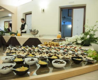 food banqueting